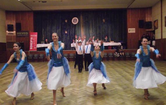 Festival tanečního mládí Zábřeh
